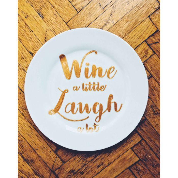 Farfurie Wine a little Laugh a lot