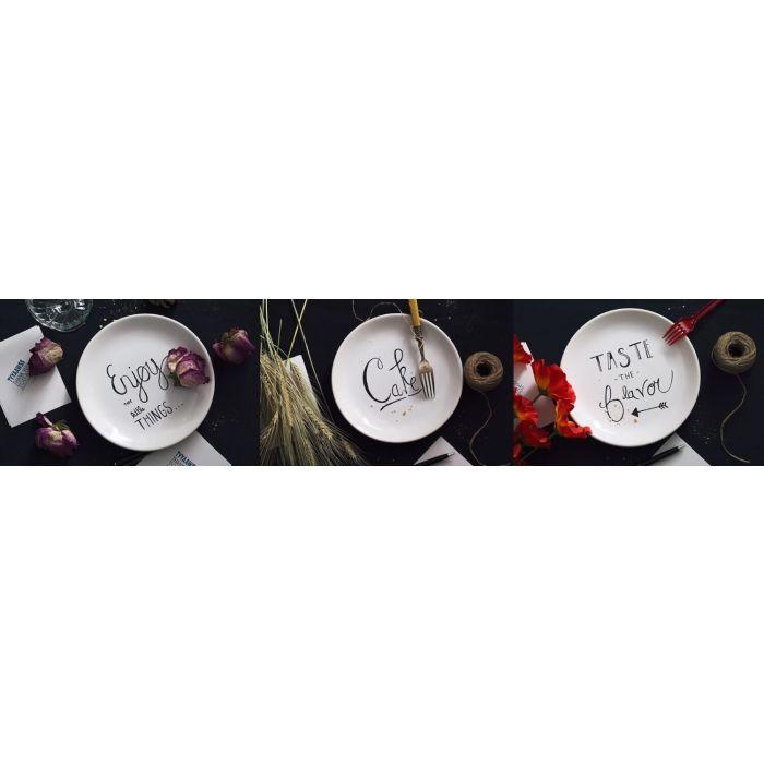 Set de farfurii Simplicity