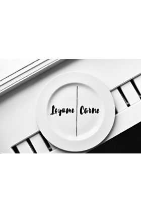 Farfurie Legume|Carne