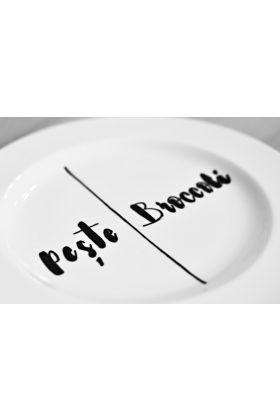 Farfurie Peste | Broccoli