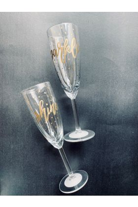Set Pahare Prosecco Sparkle & Shine